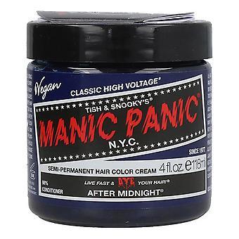 Permanent färgämne klassisk manisk panik efter midnatt (118 ml)