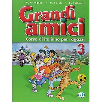 Grandi Amici: Libro per lo studente 3