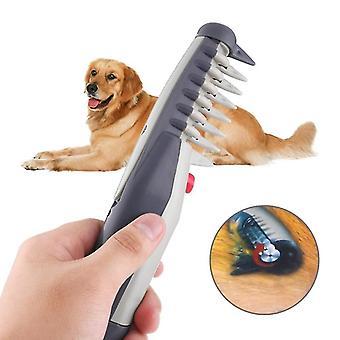 Knot Out Ultimate Pet Elektrické péče Hřeben Řezané zamotání Nástroj Nůžkový zastřihovač