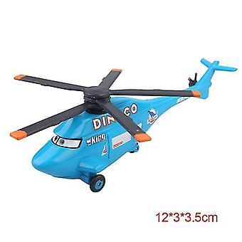 Disney pixar carros 2 3 brinquedos relâmpago mcqueen (Avião)