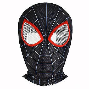 Spiderman Kids Mask/superhero Cosplay/marvel Spiderman