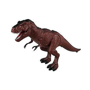 Elektroniset dinosauruslelut Infrapuna Kaukosäädin Triceratops Malli Lelu