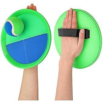 Paddel werfen und fangen Ball Set-upgrade Version Paddle Catch Games Spielzeug