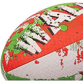 الأمثل رياضة الركبي الكرة - المطاط الخارجي - 2ply الوزن الثقيل - اليد مخيط