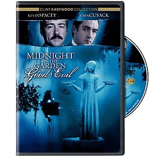 Midnight in the Garden of Good & Evil [DVD] USA import