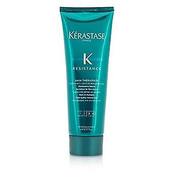Kerastase Resistance Bain Therapiste Balm-in-shampoo Fiber Quality Renewal Care (for Very Damaged Over-processed Hair) - 250ml/8.5oz