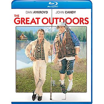 Great Outdoors [Blu-ray] USA import