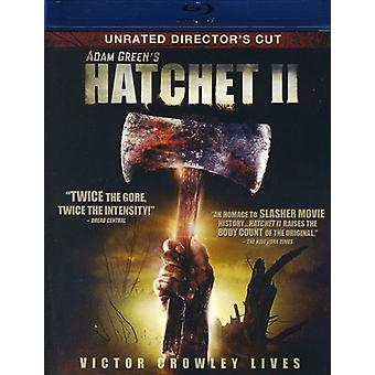 Hatchet 2 [BLU-RAY] USA import