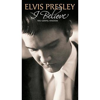 Elvis Presley - ik geloof-het evangelie Masters [CD] USA import