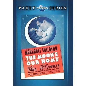 Importação de nosso lar [DVD] EUA da lua