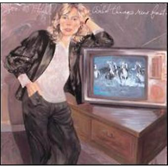Joni Mitchell - importation USA sauvages choses courir vite [CD]