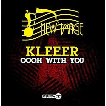 Kleeer - Oooh contigo [CD] USA importar