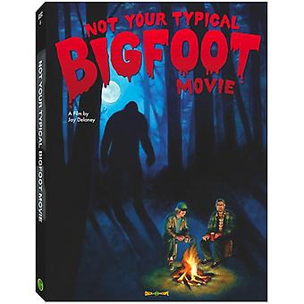 Not Your Typical Bigfoot Movie [DVD] USA import
