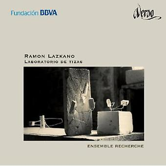 Lazkano - Ramon Lazkano: Laboratorio De Tizas [CD] USA import
