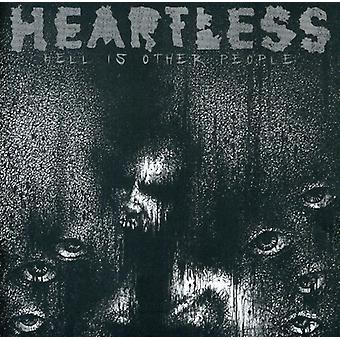 Heartless - Hell Is Other People [CD] USA import