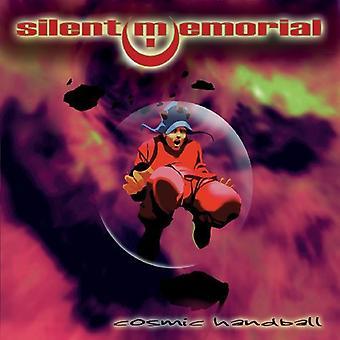 Silent Memorial - Cosmic Handball [CD] USA import