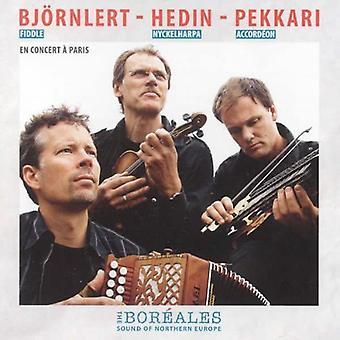 Bjornlert/Hedin/Pekkari - Live in Paris [CD] USA import