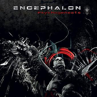 Encephalon - Psychogenesis [CD] USA import
