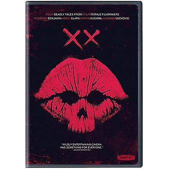 Importação de EUA XX [DVD]