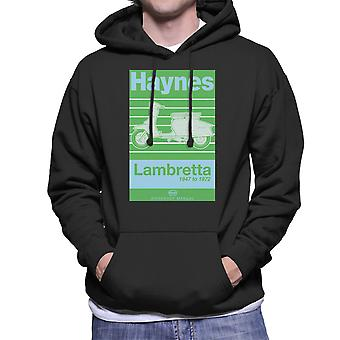 Haynes Owners Workshop Manual Lambretta 47 To 72 Men's Hooded Sweatshirt