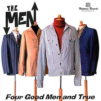 Men - Four Good Men & True [CD] USA import
