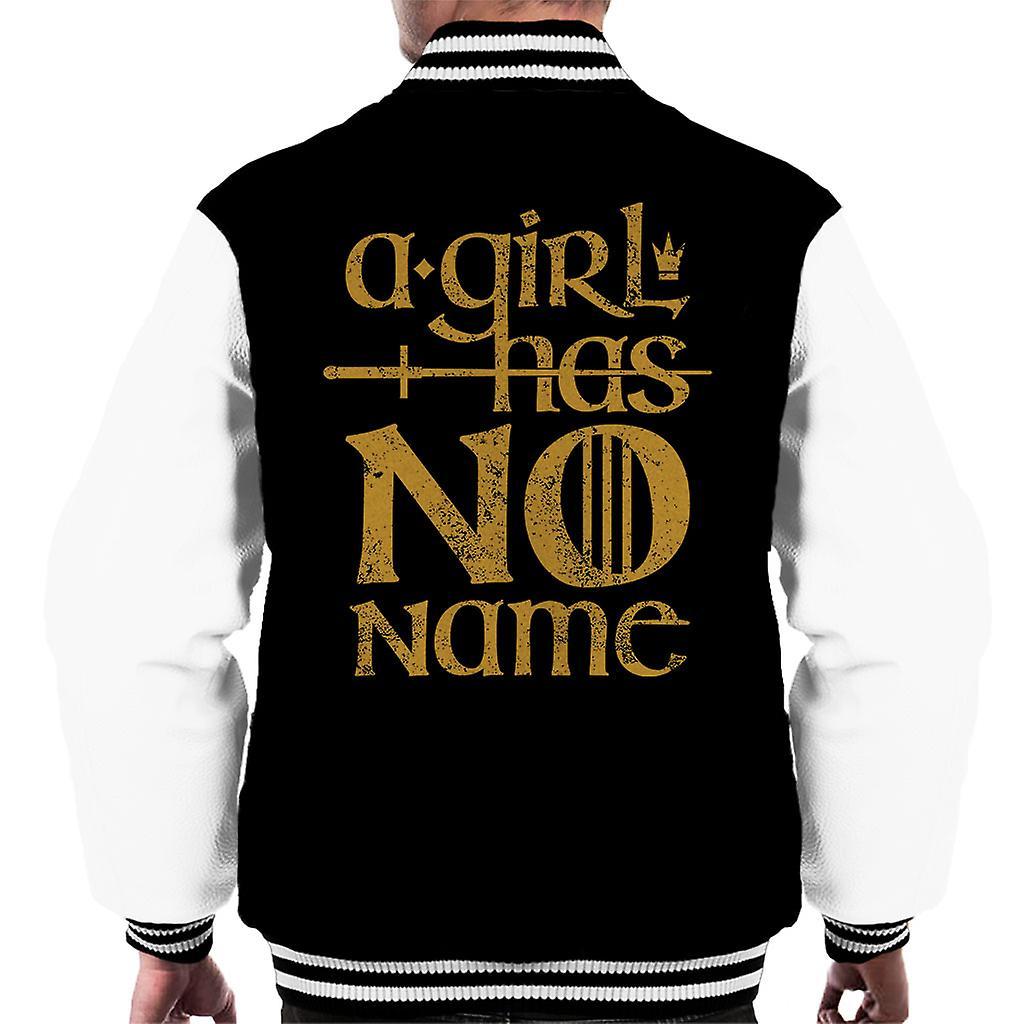 Eine Mädchen Hat Kein Name Arya Stark Spiel Der Throne Männer