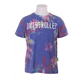 Dirty Roller Mens Orchid T Shirt
