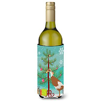Corredor indiano pato Natal garrafa de vinho Beverge isolador Hugger