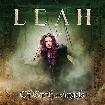 Leah - Of Earth & Angels [Vinyl] USA import