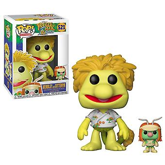 Funko POP Fraggle Rock Wembley With Doozer  Collectible Figure