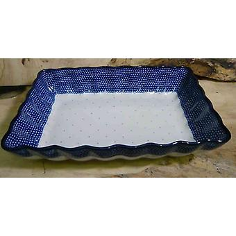 Casserole / faitout plat 31 cm x 22 cm x 7 cm-Unikat 18 - BSN 8276