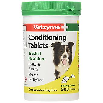 Vetzyme Conditioning Tablets for your pets 500tabs