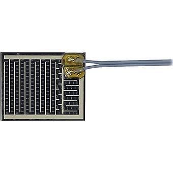 Thermo TECH Poliéster Calefacción lámina autoadhesiva 12 V CC, 12 V AC 3 W Clasificación IP IPX4 (L x W) 60 mm x 47 mm