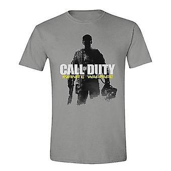 Soita tullin ääretön warfare t-paita sotilas aiheuttaa