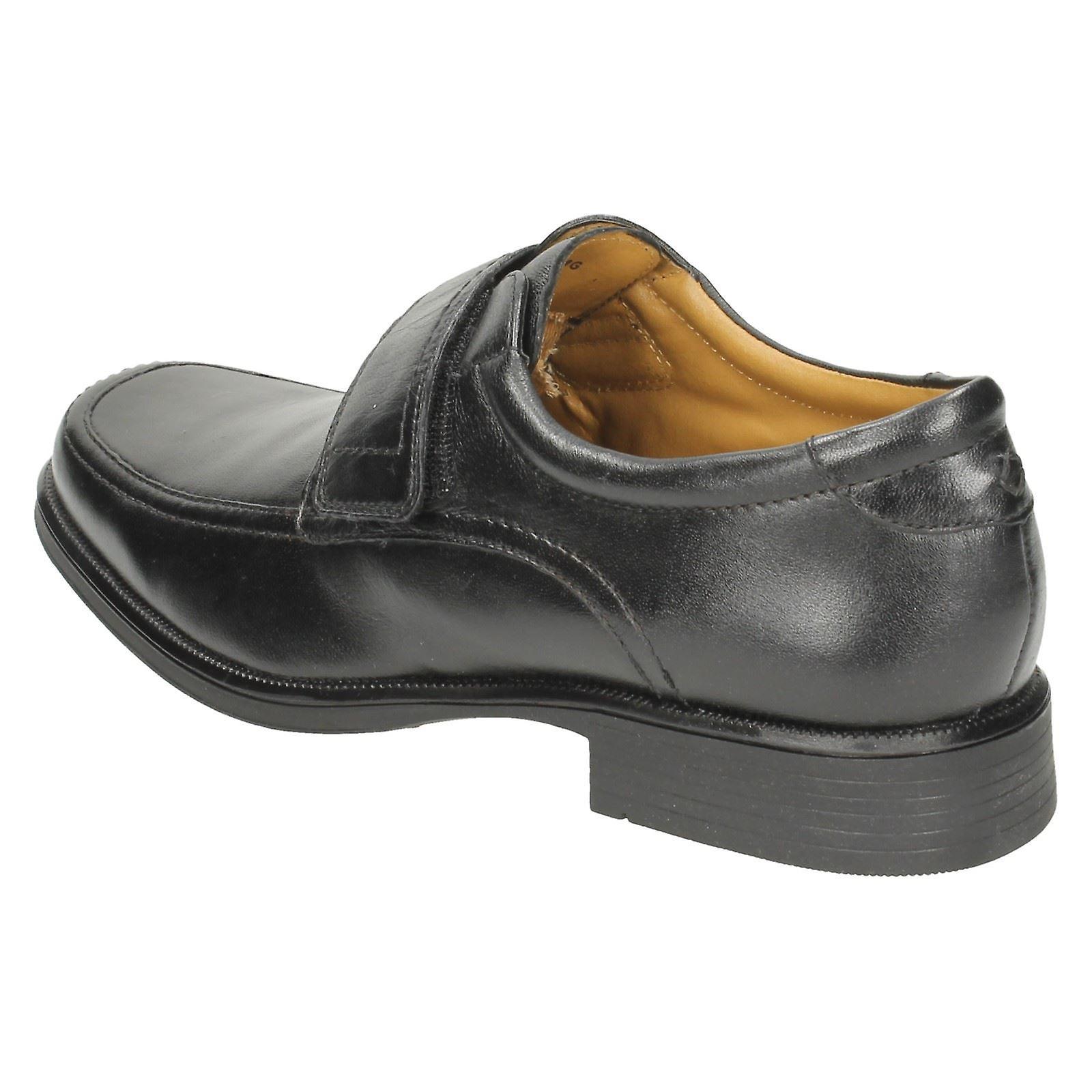 Chaussures cuir Smart Mens Clarks hisser Roll