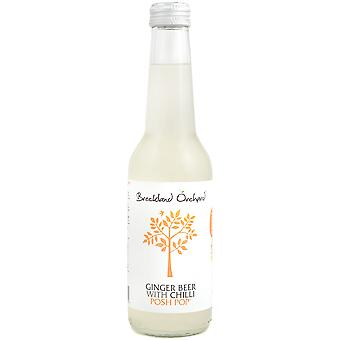Breckland Orchard Ginger Beer with Chilli Posh Pop