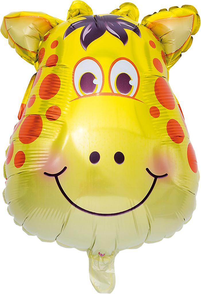 Folieballong Giraff 54cm