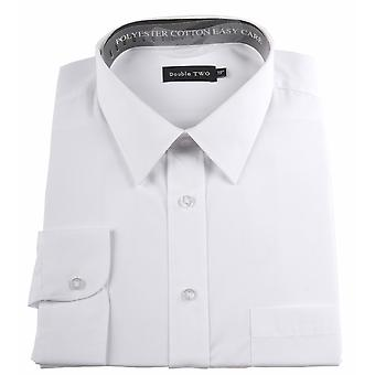Double Two Extra Tall Plain Shirt