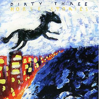 Dirty Three - cheval histoires [CD] USA import
