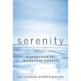 NKJV - Serenity - Red Letter Edition - A Companion for Twelve Step Rec