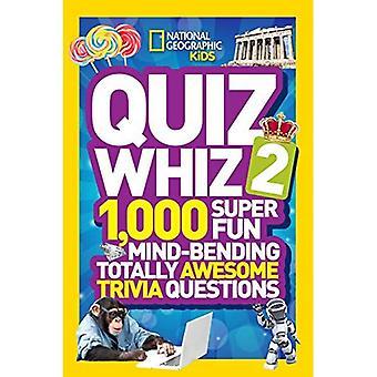 Nationales Geographic Kids Quiz Whiz 2