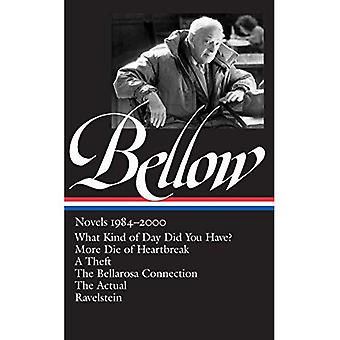 Saul Bellow: Novels 1984-2000 (Library of America)