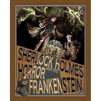 Sherlock Holmes och skräck av Frankenstein