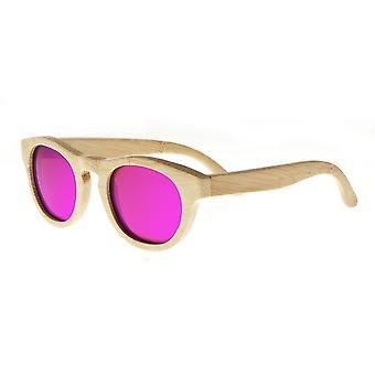 Earth Wood Cocoa Polarized Sunglasses - Khaki/Brown