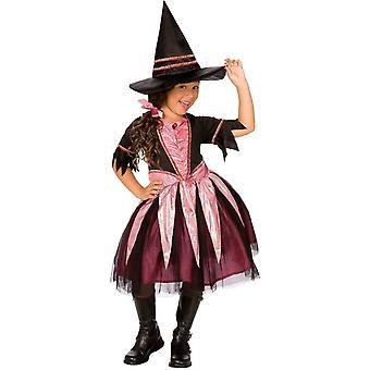 Splendid Witch Child Costume