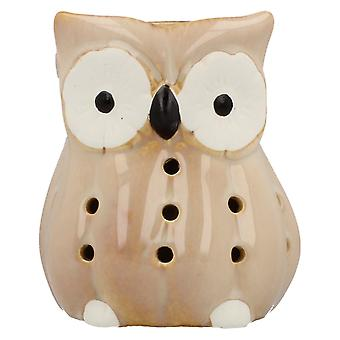 Aroma Accessories Owl Electric Wax Melt Burner VC965