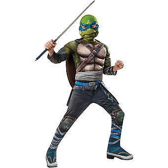 Teenage Mutant Ninja Turtles 2 Leonardo Kinderkostüm