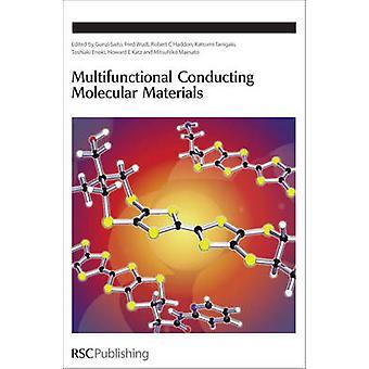 Multifunctional Conducting Molecular Materials by Saito & Gunzi