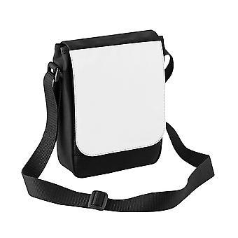 BagBase Sublimation Digital Mini Reporter Tasche (2 Liter) (2 Stück)