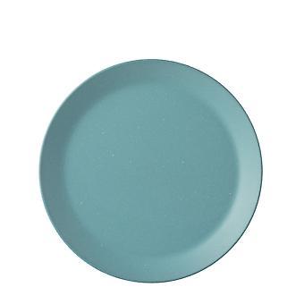 Mepal Bloom Melamine Breakfast Plate, Pebble Green